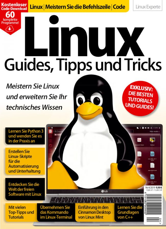 Linux guides tipps tricks 4